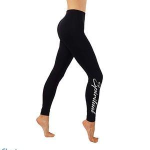 2/$26 3/$36 Women's active leggings Compression
